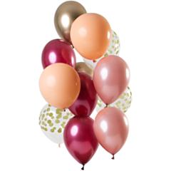 Ballonnen Rich Ruby 30cm