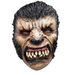 Face mask werewolf