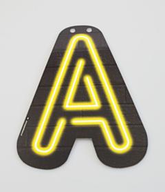 Stel je eigen neon slinger samen