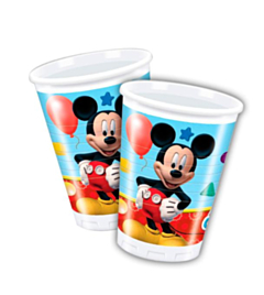 Bekers Mickey pl 200ml