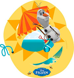 Uitnodigingen Olaf