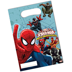 Feestzakjes Spiderman