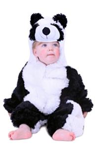 Panda kostuum 98