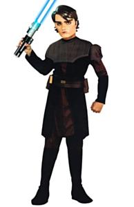 Anakin Skywalker zwart 3-4 jaar