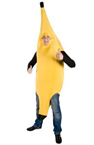 Banaan foam one size