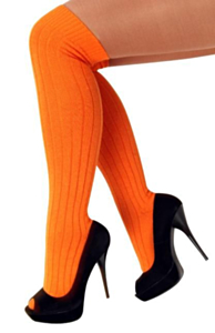 Kniekousen oranje 41-47