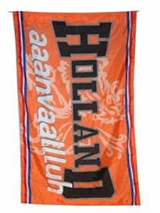 Stadionvlag holland aanvalluh oranje