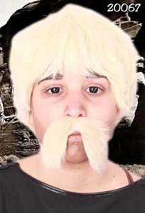 Snor Dorus blond