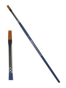 PXP penseel plat nr 0 mt. 3 mm breed