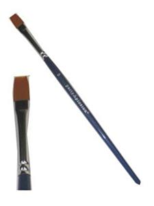 PXP penseel plat nr. 5  mt. 8 mm breed