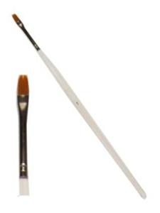 PXP penseel plat + ronde top nr. 1