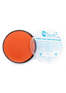 Superstar Aqua face & body paint Royal Orange