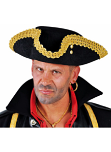 Hoed Captain Hook