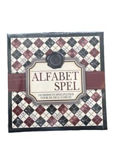 Gezelschapsspel Alfabetspel