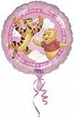 Folieballon Pooh It'S A Girl