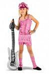 Popstar Roze kindermaat M