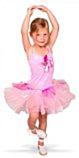 Ballerina pakje kindermaat S