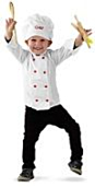 Top Chef 2delig kindermaat M