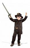 Zorro 5delig kindermaat S
