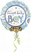 Jum Sing-A-Tune: Sweet Baby Boy