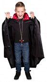 Cape zwart rood met verlichting kind