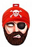 EVA Masker Piraat XXL