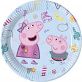 Peppa Pig compostable bord